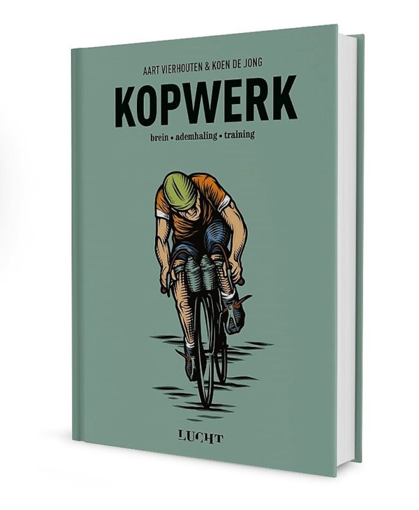Kopwerk - Dit boek wil iedere wielrenner hebben