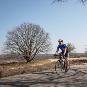 Trainingspogramma voor beginnende fietsers